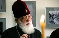 The Chairman of the Foundation's Board - The Catholicos-Patriarch of All Georgia, Ilia II